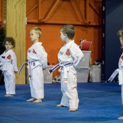 tkd - kids explorers in line.jpg
